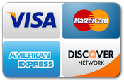 Major Credit Cards | GS Dental | Dr. Giombolini and Dr. Sill | Albuquerque, NM 87109
